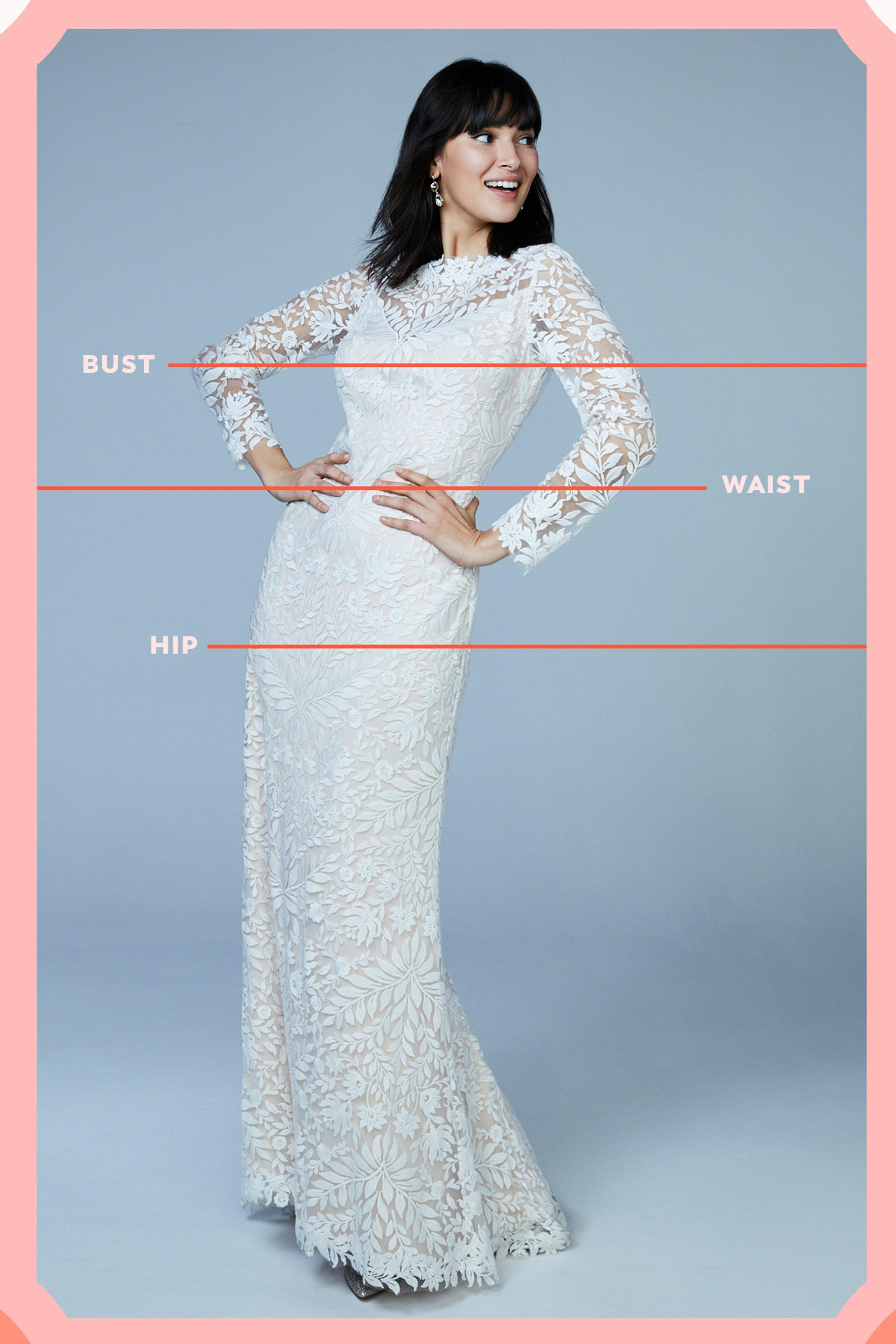 Wedding Dress Fit Guide