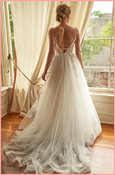 Back Details wedding dresses