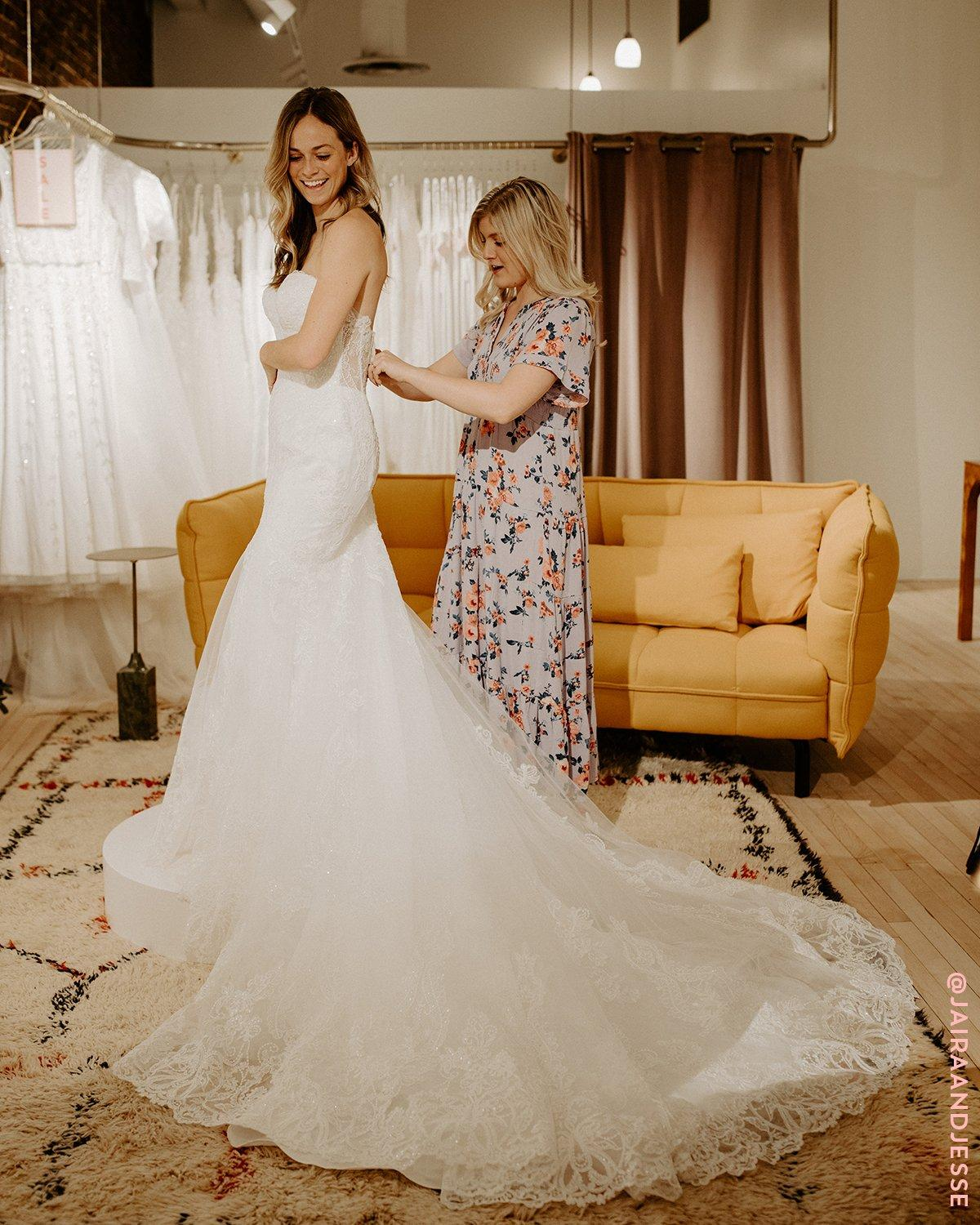 Vow'd is making a difference in bridal
