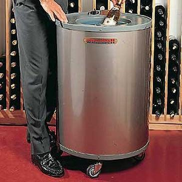 Stainless Steel Wine Well Wine Chiller