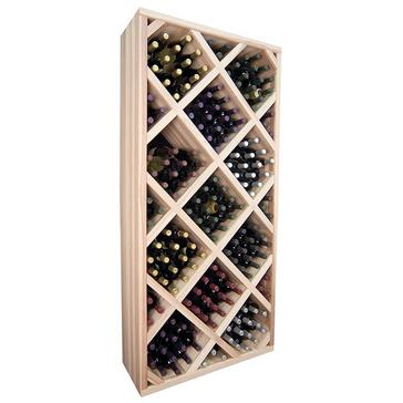 Sonoma Designer Rack-Diamond Bin With Face Trim