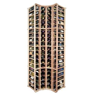 Sonoma Designer Rack-4 Column Corner Rack w/o Display