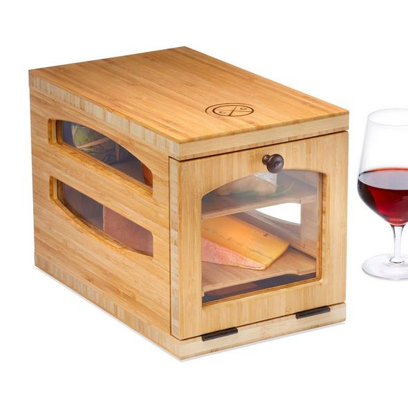 Handcrafted Wooden Cheese Grotto Classico