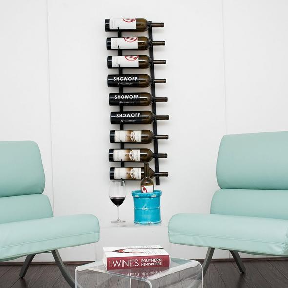 VintageView Wall Series Magnum Rack (9 Btl)