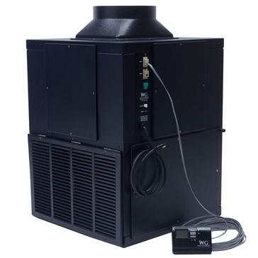 Wine Guardian Water Cooled Ducted System - Vertical D050 (1/2 Ton)