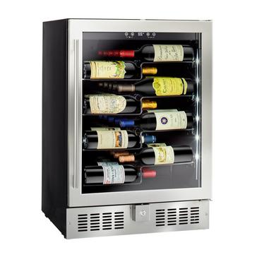 Wine Enthusiast Label Pro 40-Bottle Undercounter Wine Cellar
