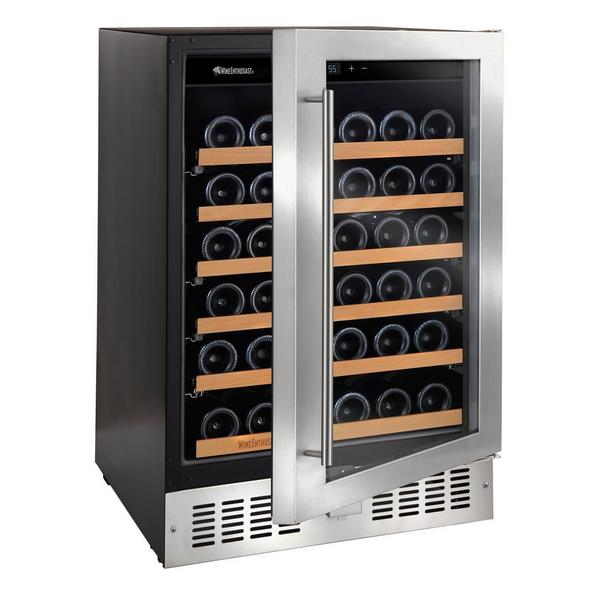 N'FINITY S Single Zone Wine Cellar (Stainless Steel Door)