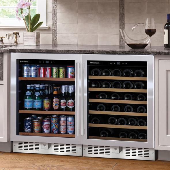 N'FINITY Beverage Station Wine Cellar