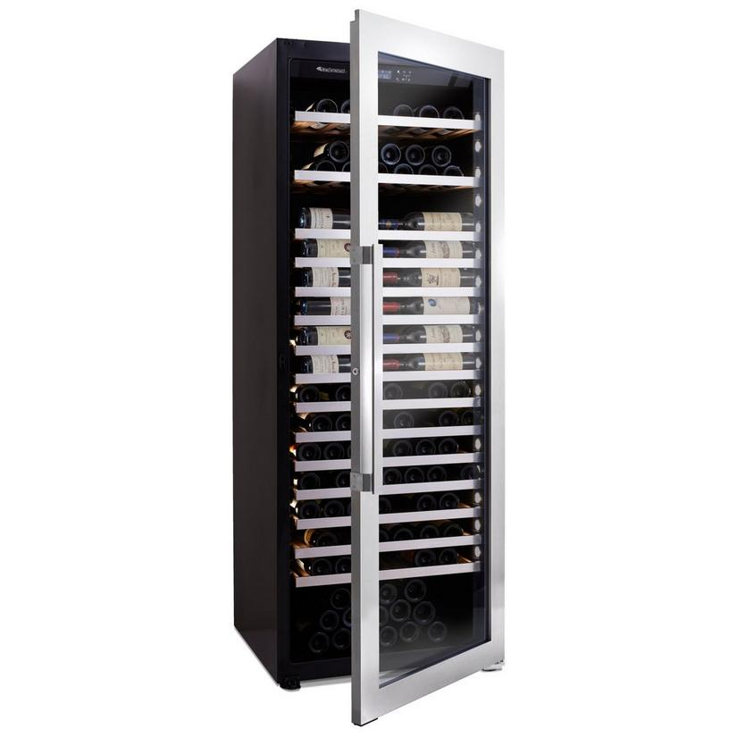 Vinothèque XL Single Zone Wine Cellar with Steady-Temp™ Cooling (Stainless Steel Door)