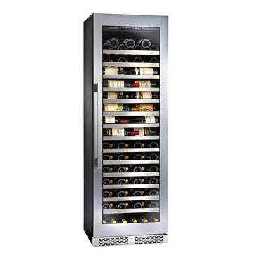 "Vinotheque Café Single Zone 22.5"" Counter-Depth Wine Cellar with Steady-Temp™ Cooling (Stainless Steel Door)"