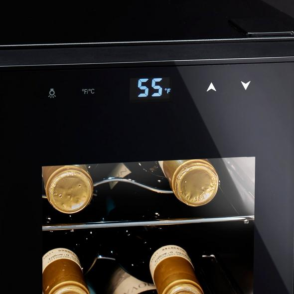 Wine Enthusiast 6-Bottle Wine Cooler