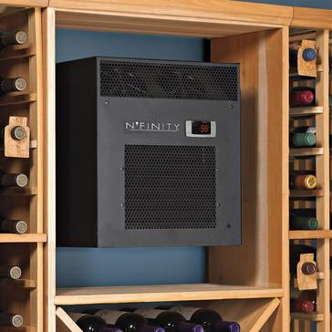 N'FINITY 3000 Wine Cellar Cooling Unit (Max Room Size = 650 Cu. Ft.)