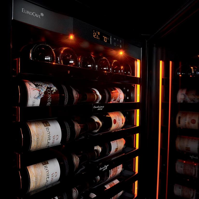 EuroCave Revelation L Triple Wine Cellar