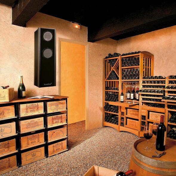 EuroCave INOA 600 Wine Cellar Cooling Unit (Max Room Size = 850 cu. ft.)