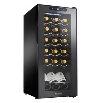 Wine Enthusiast 18-Bottle Compressor Wine Cooler