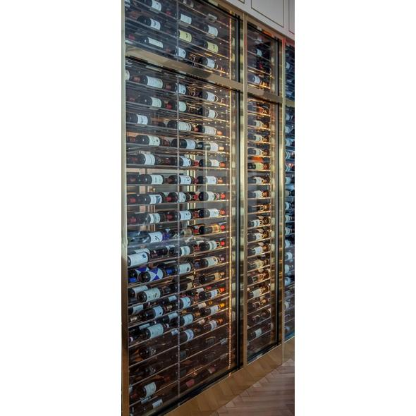 VintageView Evolution Series 8 Foot Wine Rack Extension (162 Bottle)