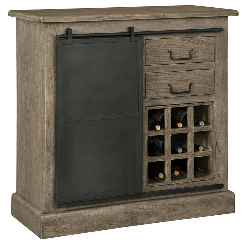 Howard Miller Shooter Wine & Bar Console