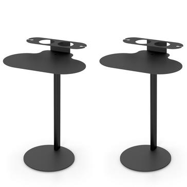 Outdoor Metal SideBar Table (Set of 2)