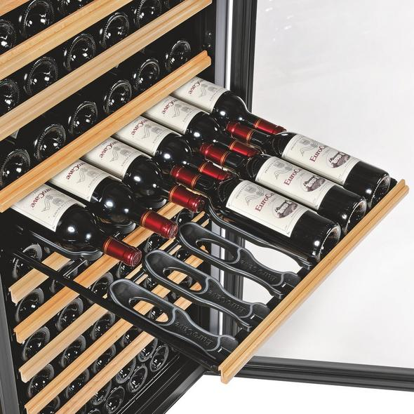 EuroCave Pure Double S Wine Cellar