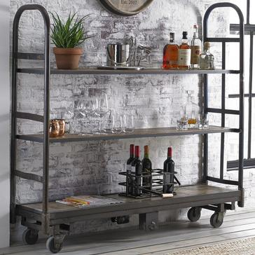 Shelving Cart with Castors