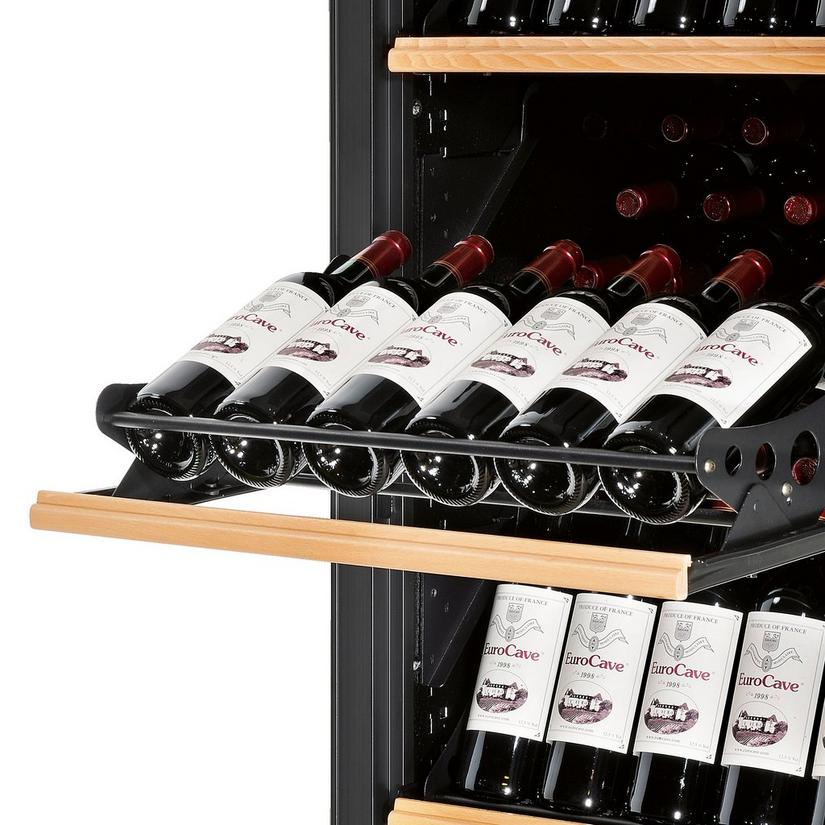 EuroCave Main du Sommelier Display Presentation Shelf