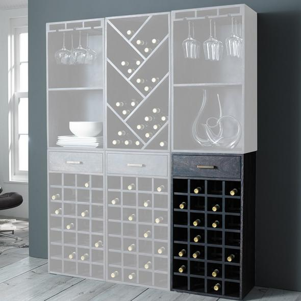 Jura Modular Wine Storage Cabinets (Storage With Drawer)
