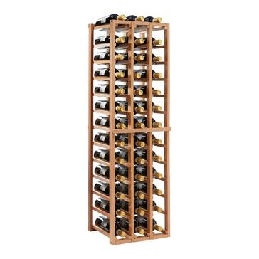 N'FINITY Stackable 4 Foot Wine Rack - 3 Column