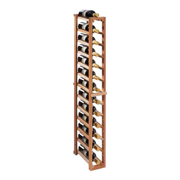 N'FINITY Stackable 4 Foot Wine Rack - 1 Column