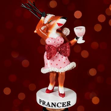 Prancer Wine Bottle Stopper