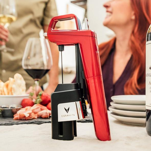 Coravin Model Six Wine Preservation System