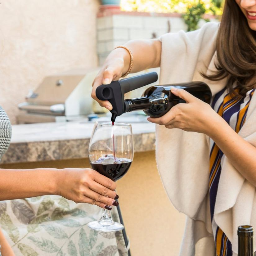 Coravin Pivot Plus Wine Preservation System with Aerator