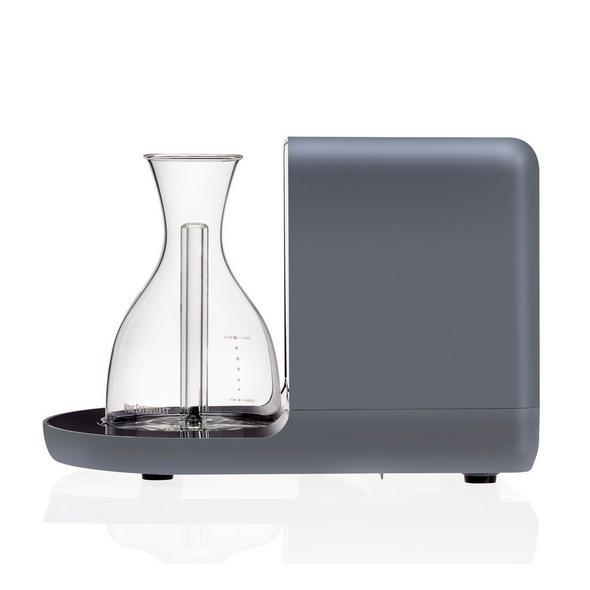 iSommelier Smart Decanter with Bonus Single Glass Carafe