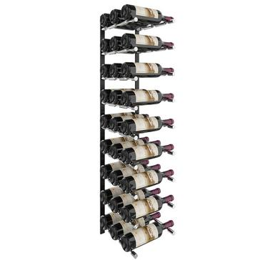 VintageView Vino Pins Flex Wall Mounted Metal Wine Rack System (27 bottles)