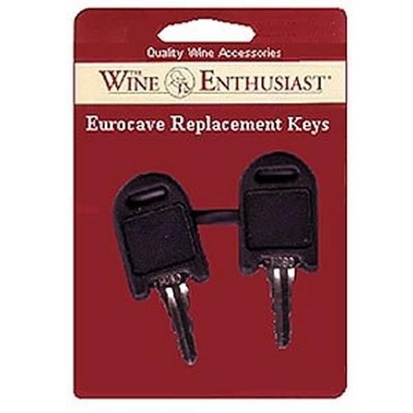 EuroCave Replacement Keys (Set of 2)