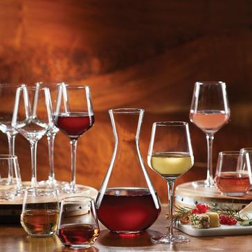 Wine Enthusiast 13-Piece Glassware Gift Set