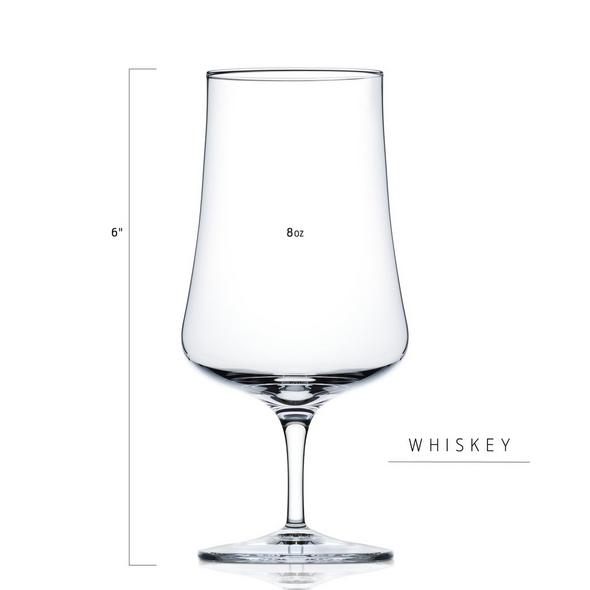 ZENOLOGY Whiskey Glass (Set of 2)