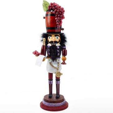 "Hollywood™ 19"" Wine Nutcracker"