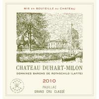 Chateau Duhart Milon Rothschild 2010 Pauillac
