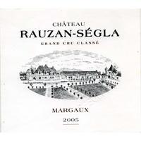 Chateau Rauzan Segla 2005 Cru Classe, Margaux