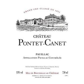 Chateau Pontet-Canet 2009 Grand Cru Classe, Pauillac