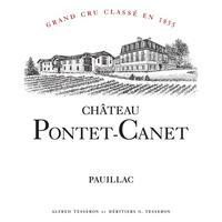 Chateau Pontet-Canet 2015 Grand Cru Classe, Pauillac