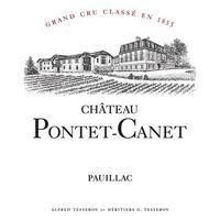 Chateau Pontet-Canet 2016 Grand Cru Classe, Pauillac