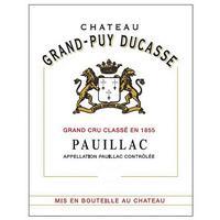 Chateau Grand Puy Ducasse 2014 Pauillac, Cru Classe