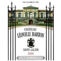 Chateau Leoville Barton 2006 Cru Classe, St. Julien