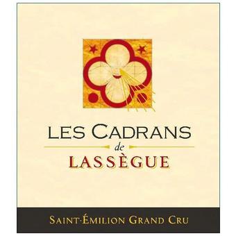 Les Cadrans de Lassegue 2016 St. Emilion Grand Cru