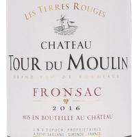 Chateau Tour du Moulin 2016 Le Terre Rouge, Fronsac