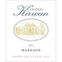 Chateau Kirwan 2015 Margaux, Cru Classe