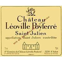 Chateau Leoville Poyferre 2010 St. Julien, Cru Classe