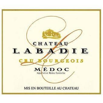Chateau Labadie 2016 Medoc, Cru Bourgeois