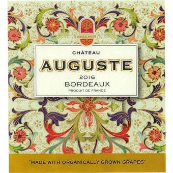 Chateau Auguste 2016 Bordeaux